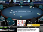 Club WPT Screenshot Table