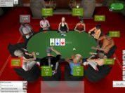 Ladbrokes Poker Screenshot Table