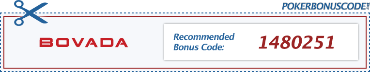 Bovada Poker Bonus Code 2018