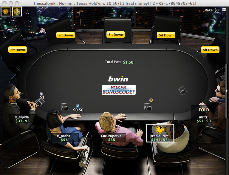 Bwin Poker For Mac