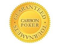 Carbon Poker Guaranteed Tournaments