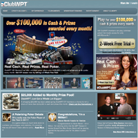 Club WPT Screenshot