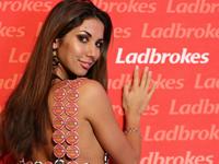 Ladbrokes Poker Promo Girl