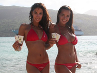 Ladbrokes Poker Girls