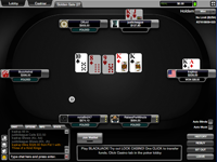 Lock Poker Screenshot