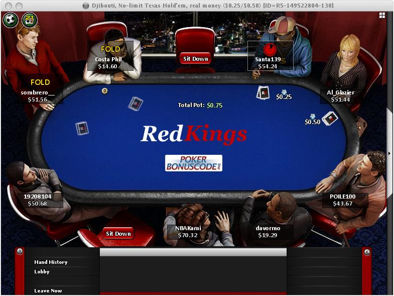 Новые покер румы бездепозитные бонусы